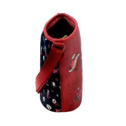 TRACOLLA IN NEOPRENE shoulder bag MARY ROSE gorjuss ROSSO santoro 885GJ09 compatta Gorjuss - 3