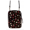 TRACOLLA shoulder bag MARY ROSE gorjuss ROSSO santoro 1072GJ03 compatta Gorjuss - 3