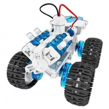 MONSTER TRUCK fuel cell OWI kit scientifico 4WD veicolo ecologico AD ACQUA SALATA età 8+  - 1