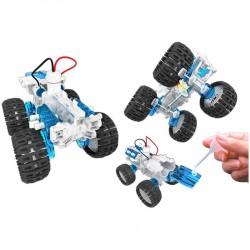 MONSTER TRUCK fuel cell OWI kit scientifico 4WD veicolo ecologico AD ACQUA SALATA età 8+ - 2