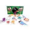 BOX MONSTER il mostro inghiottone MS EDIZIONI gioco da tavolo IN ITALIANO età 6+ MS Edizioni - 5