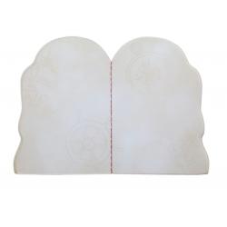 SET DI 2 NOTEBOOK stitched MARY ROSE gorjuss ROSSO santoro 1063GJ01 Gorjuss - 5
