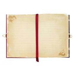 DIARIO SEGRETO lockable journal SET con accessori MARY ROSE gorjuss ROSSO santoro 522GJ09 Gorjuss - 3