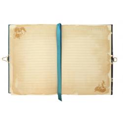 DIARIO SEGRETO lockable journal SET con accessori BLACK PEARL gorjuss BLU santoro 522GJ07 Gorjuss - 3