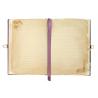 DIARIO SEGRETO lockable journal SET con accessori BLACK PEARL gorjuss BLU santoro 522GJ08 Gorjuss - 3