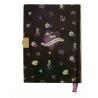 DIARIO SEGRETO lockable journal SET con accessori BLACK PEARL gorjuss BLU santoro 522GJ08 Gorjuss - 4