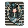 SET DI ADESIVI vinyl sticker pack BLACK PEARL gorjuss BLU santoro 1062GJ01 Gorjuss - 3