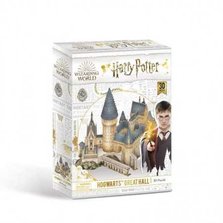 HOGWARTS GREAT HALL castello PUZZLE 3D revell 185 PEZZI wizarding world HARRY POTTER età 8+  - 2