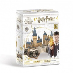 HOGWARTS CASTLE castello PUZZLE 3D revell 197 PEZZI wizarding world HARRY POTTER età 8+ WIZARDING WORLD - 1