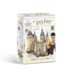 HOGWARTS ASTRONOMY TOWER torre PUZZLE 3D revell 243 PEZZI wizarding world HARRY POTTER età 8+ WIZARDING WORLD - 2