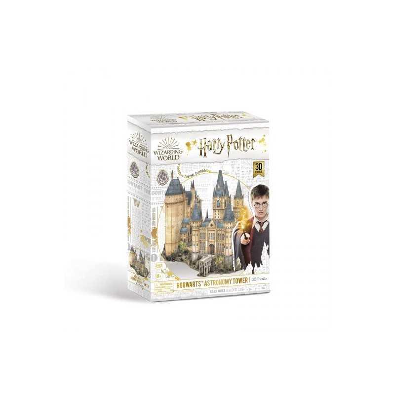 HOGWARTS ASTRONOMY TOWER torre PUZZLE 3D revell 243 PEZZI wizarding world HARRY POTTER età 8+ WIZARDING WORLD - 2