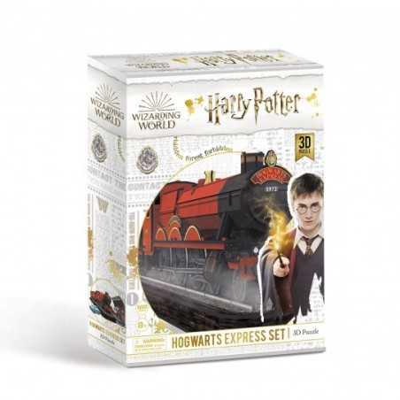 HOGWARTS EXPRESS SET treno PUZZLE 3D revell 180 PEZZI wizarding world HARRY POTTER età 8+ WIZARDING WORLD - 1