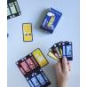GOTOWN party game HELVETIQ in italiano PALAZZI gioco di carte A PIU' PIANI età 6+ HELVETIQ - 2