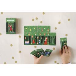 FOREST party game HELVETIQ in italiano FORESTA gioco di carte INFINITA età 6+ HELVETIQ - 2
