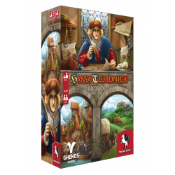 HANSA TEUTONICA gioco da tavolo BIG BOX pegasus spiele IN ITALIANO ghenos games STRATEGIA età 14+ Ghenos Games - 1