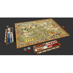 HANSA TEUTONICA gioco da tavolo BIG BOX pegasus spiele IN ITALIANO ghenos games STRATEGIA età 14+ Ghenos Games - 2