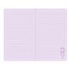 NOTEBOOK large journal with strap SEA NIXIE con clip di chiusura GORJUSS santoro VIOLA taccuino 400GJ08 Gorjuss - 3