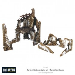 BAND OF BROTHERS in italiano Scatola Base BOLT ACTION wargame storico starter set - 1