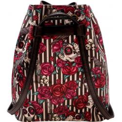 BORSA A SECCHIELLO bucket bag MARY ROSE gorjuss ROSSO chiusura a strozzo 1070GJ01 Gorjuss - 3
