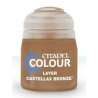CASTELLAX BRONZE colore LAYER citadel 12ML acrilico BRONZO opaco GAMES WORKSHOP età 12+ Games Workshop - 2