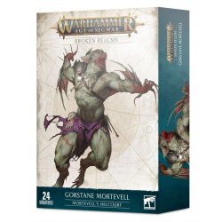 GORSTANE MORTEVELL mortevells helcourt WARHAMMER age of sigmar BROKEN REALMS 24 miniature CITADEL età 12+ Games Workshop - 2