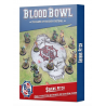 SEVENS PITCH double sided BLOOD BOWL games workshop IN INGLESE citadel TABELLONE età 12+ Games Workshop - 1