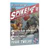 SPIKE ISSUE 12 volume BLOOD BOWL rivista FANTASY FOOTBALL magazine IN INGLESE Games Workshop - 1