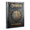 ADEPTUS TITANICUS the horus heresy RULEBOOK manuale IN INGLESE games workshop WARHAMMER Games Workshop - 1