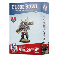 VRAG GHOUL CHEWER 1 miniatura BLOOD BOWL orchi WARHAMMER games workshop CITADEL età 12+ Games Workshop - 1