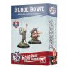ELF AND DWARF biased refereers BLOOD BOWL 2 miniature WARHAMMER games workshop CITADEL età 12+ Games Workshop - 1