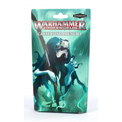 CARTE FONDAMENTALI espansione per WARHAMMER UNDERWORLDS in italiano GAMES WORKSHOP età 12+ Games Workshop - 1