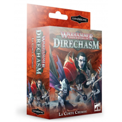 LA CORTE CREMISI warhammer UNDERWORLDS direchasm GAMES WORKSHOP in italiano 12+ Games Workshop - 1