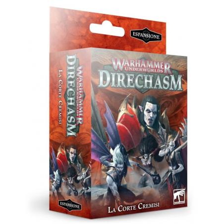 LA CORTE CREMISI warhammer UNDERWORLDS direchasm GAMES WORKSHOP in italiano 12+ Games Workshop - 1