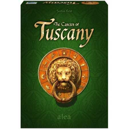 THE CASTLES OF TUSCANY gioco da tavolo RAVENSBURGER alea games IN ITALIANO età 10+ Ravensburger - 1
