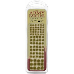 SWAMP TUFT set di 77 ciuffi d'erba THE ARMY PAINTER assortiti ELEMENTI SCENICI THE ARMY PAINTER - 1