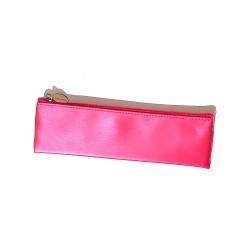 ASTUCCIO saccuccioli MINI BUSTINA glam glitter ROSA con zip LEBEZ Legami - 1