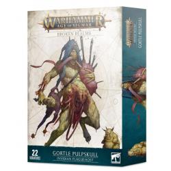 GORTLE PULPSKULL invidian plaguehost BROKEN REALMS warhammer AGE OF SIGMAR età 12+ Games Workshop - 1
