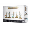 VANARI BLADELORDS lumineth realm lords 5 MINIATURE warhammer AGE OF SIGMAR età 12+ Games Workshop - 1
