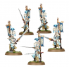 VANARI BLADELORDS lumineth realm lords 5 MINIATURE warhammer AGE OF SIGMAR età 12+ Games Workshop - 2