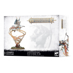 SEVIRETH lumineth realm lords LORD OF THE SEVENTH WIND warhammer AGE OF SIGMAR età 12+ Games Workshop - 1
