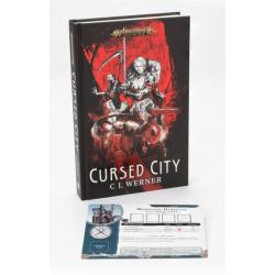 CURSED CITY c l werner BLACK LIBRARY libro IN INGLESE age of sigmar WARHAMMER Games Workshop - 1