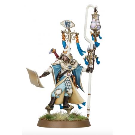 SCINARI CALLIGRAVE lumineth realm lords 1 MINIATURA warhammer AGE OF SIGMAR età 12+ Games Workshop - 1