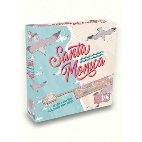 SANTA MONICA little rocket games CREA LA SPIAGGIA PERFETTA gioco da tavolo IN ITALIANO età 14+ Little Rocket Games - 1