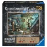 ESCAPE PUZZLE ravensburger LA CANTINA DEGLI ORRORI exit games 759 PEZZI 70 x 50 cm Ravensburger - 1
