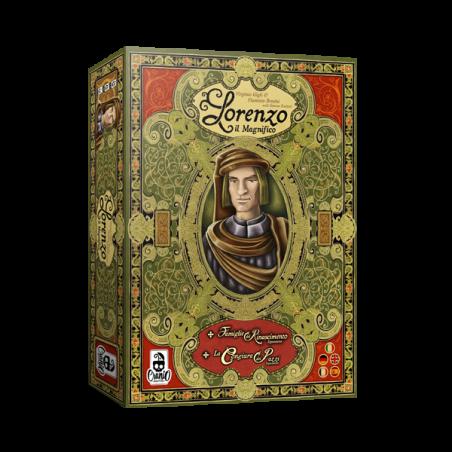 LORENZO IL MAGNIFICO cranio creations IN ITALIANO gioco da tavolo CON ESPANSIONI età 12+ Cranio Creations - 1