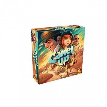 CAMEL UP nuova edizione GHENOS cammelli matti 2021 corsa IN ITALIANO palma 3D età 8+ Ghenos Games - 1
