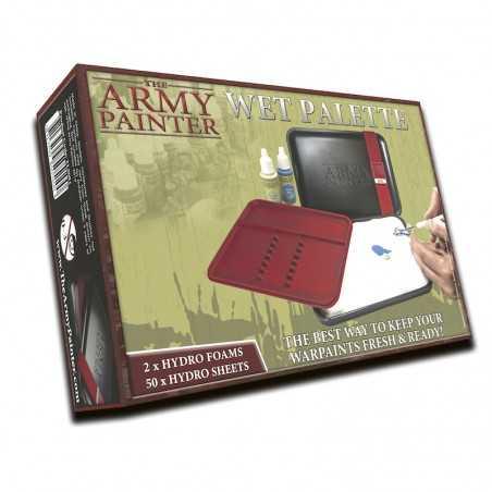 WET PALETTE kit tavolozza THE ARMY PAINTER 50 fogli SET COMPLETO THE ARMY PAINTER - 1