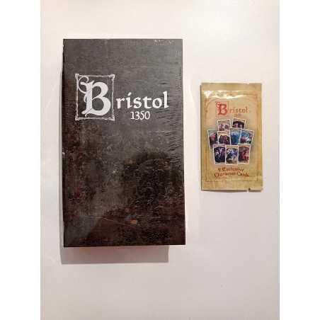 BRISTOL 1350 deluxe edition including Kickstarter promos boardgame  - 1