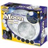 LA LUNA IN UNA STANZA my very own moon 12 FASI LUNARI brainstorm LUMINOSA età 6+ FAT BRAIN TOY CO - 1