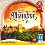 ALHAMBRA edizione multilingue IN ITALIANO gioco da tavolo EDIZIONE RIVISITATA età 8+ DEVIR - 3